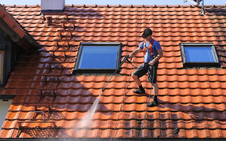 Nettoyage toiture Tarbes et Pau